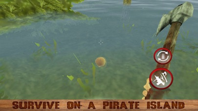 Fighting Survice:Wild Island screenshot two