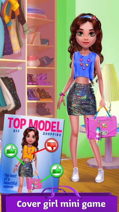BFF Shopping Spree screenshot 4