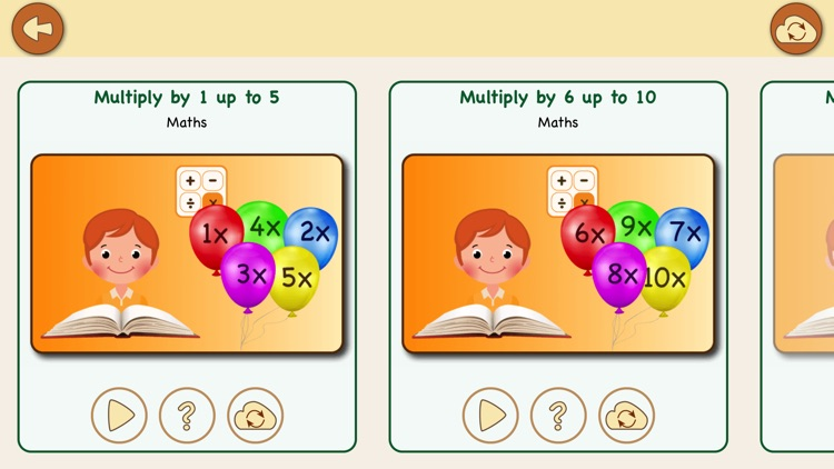 Times Tables 500 (MagiWise) screenshot-0