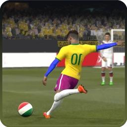 Football Penalty Goal 2017