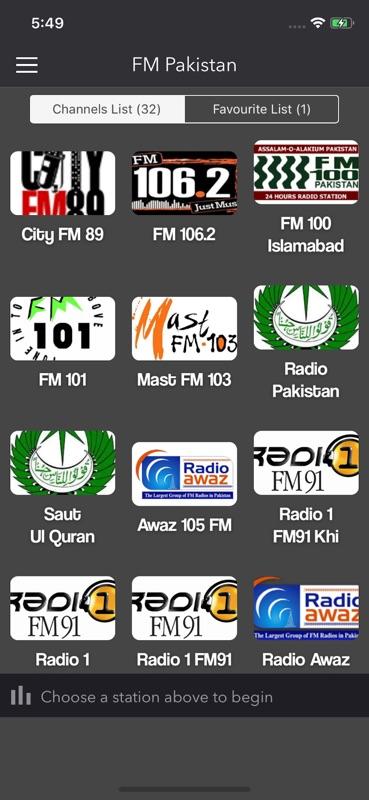 City fm online radio