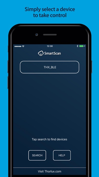 Screen Shot SmartScan Control 0
