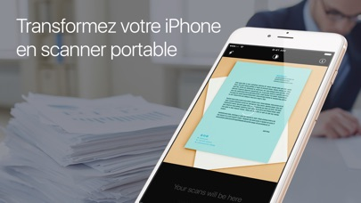 t l charger pdf scanner scan documents pour iphone sur l 39 app store economie et entreprise. Black Bedroom Furniture Sets. Home Design Ideas