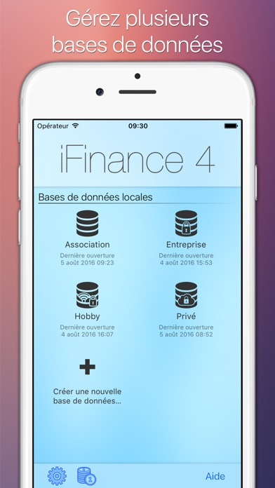 download iFinance 4 apps 1