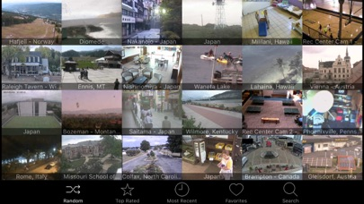 Ispy Cameras review screenshots