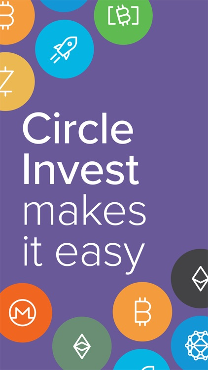 How to send crypto currencies from circle invest