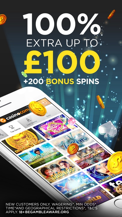 Casino.com Slots & Live Games screenshot-4