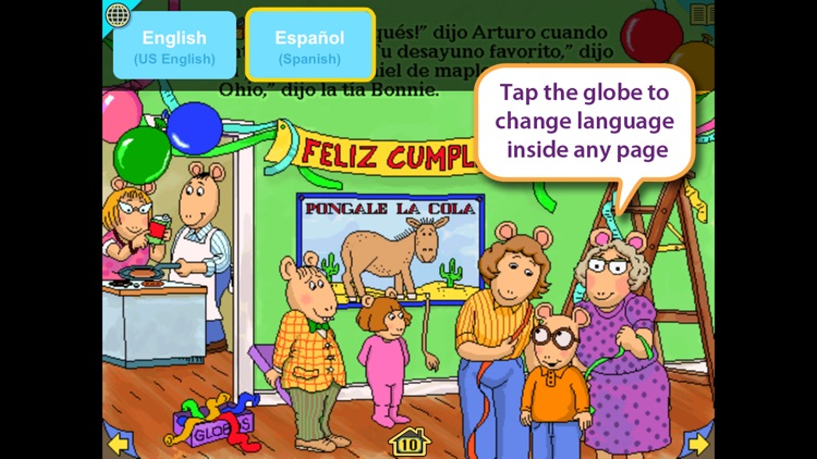 Arthur's Birthday screenshot-1