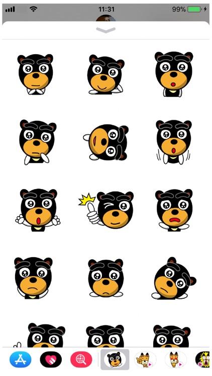 Beb 18 Stickers