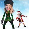 Elf Dancing - 3D Avatar