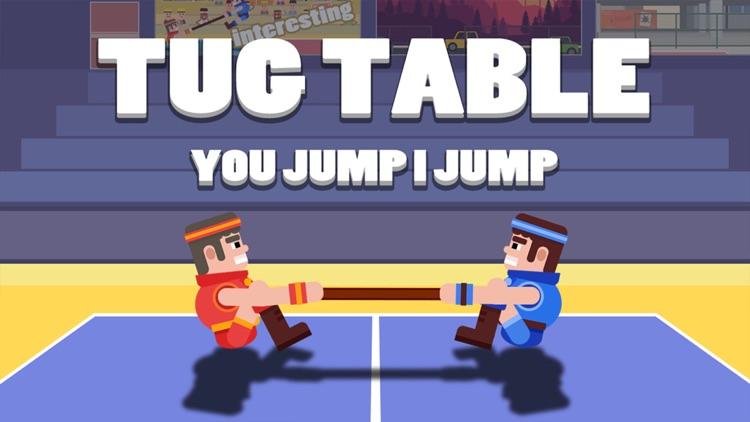 Funny Tug The Table-Jump Game screenshot-3