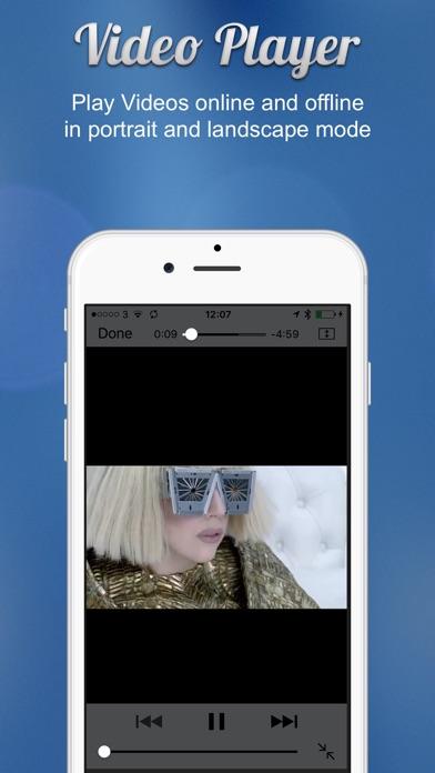 Screenshot #2 pour iLax - Vidéo et Document