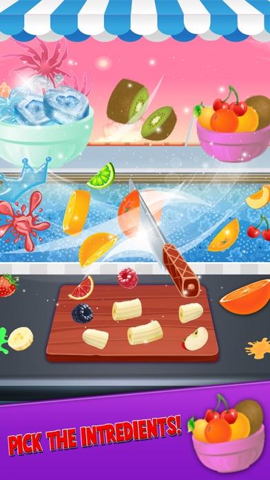 氷 メーカー スラッシュ フローズン デザートのスクリーンショット4