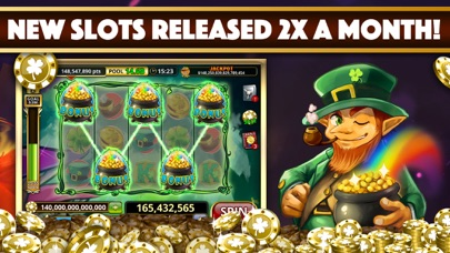 Slots: Hot Vegas Casino Pokies 1.162 IOS