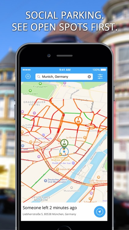 Parknav - Find Street Parking screenshot-3