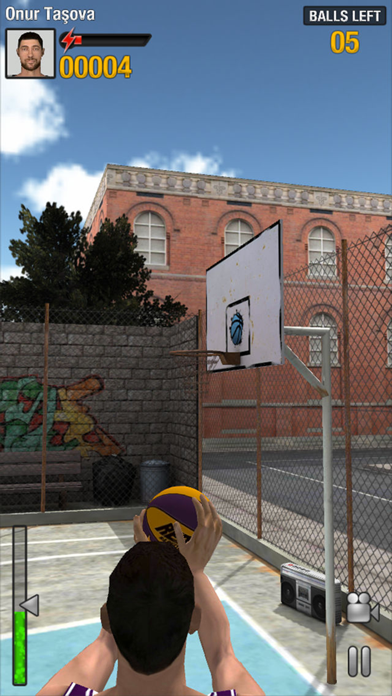 Real Basketball ScreenShot1