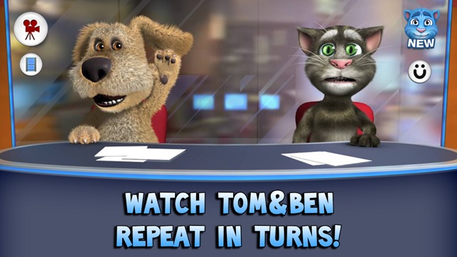 Talking Tom Cat APK for iPhone