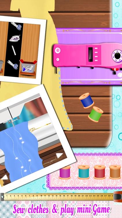 Little Tailor's Boutique Shop screenshot-3