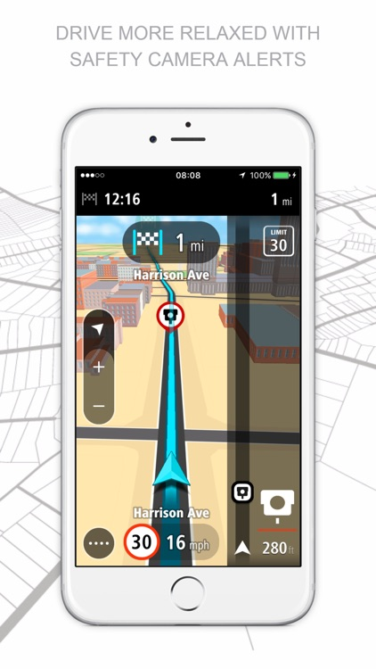 TomTom GO Mobile screenshot-3