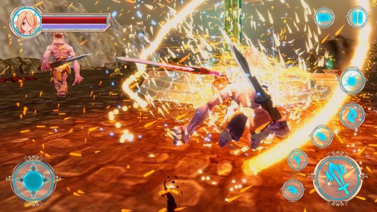 Soul Goddess- Hero Battle 2018 screenshot-5