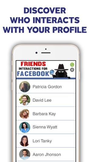 fb friends spy iphone