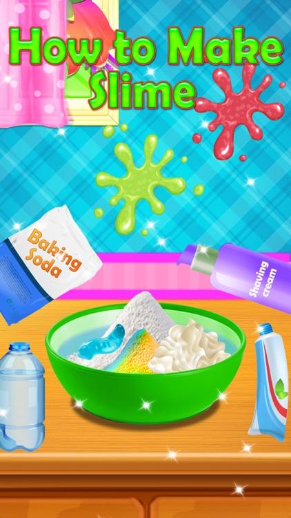Squishy Slime - Slime Games -
