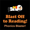 Reading Specialists of Long Island, LLC - Phonics Blaster artwork