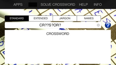 Crossword Solver Gold review screenshots