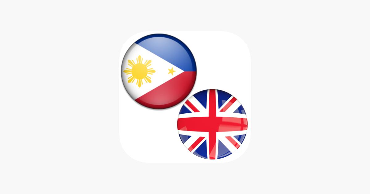 Tagalog to English Translator on the App Store
