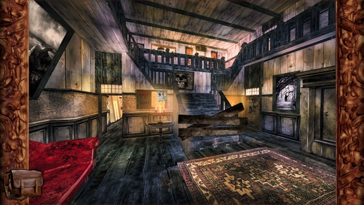 Haunted Manor LITE screenshot-2
