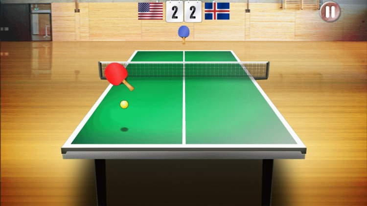 Table Tennis: Tournament screenshot-3