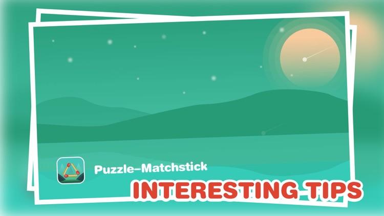 Puzzle-Matchstick screenshot-4