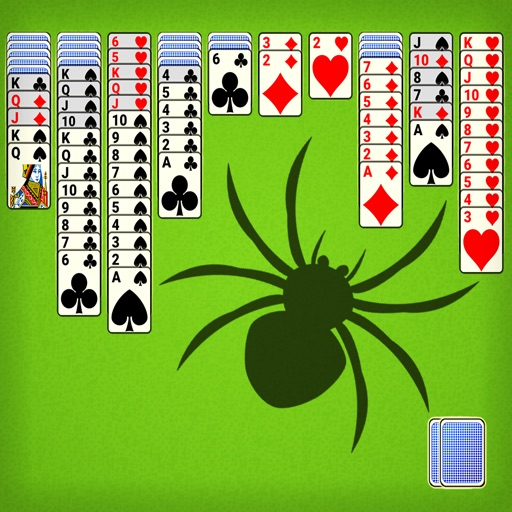 Spider Solitaire Epic iOS App