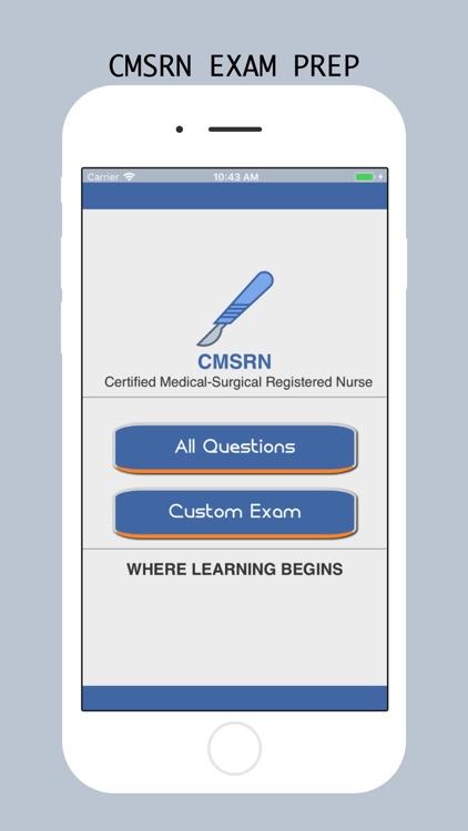 CMSRN Test Prep 2018 screenshot-0