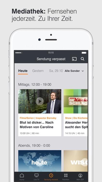 ZDFmediathek screenshot-3