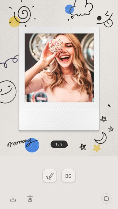 Folar - Instant film camera Screenshots