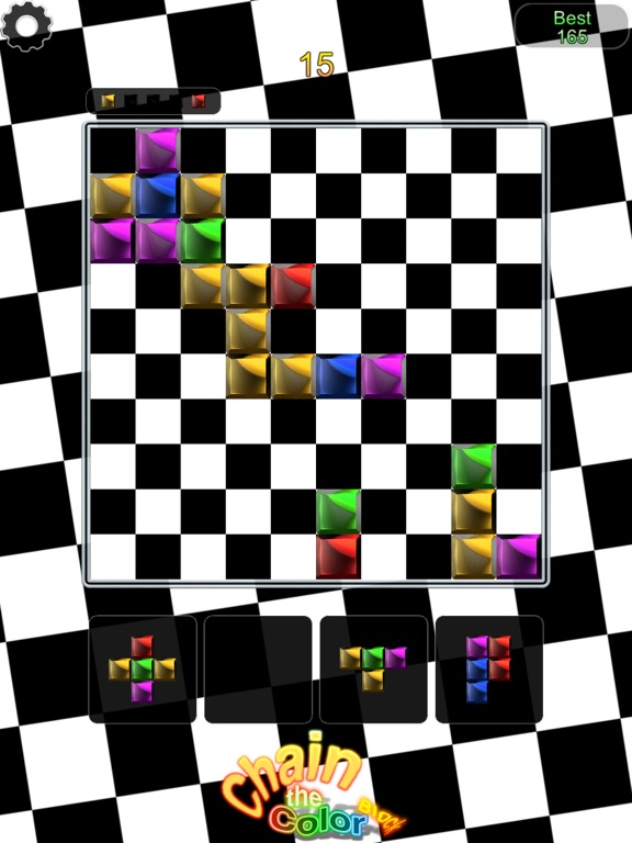 Chain the Color Block screenshot 6