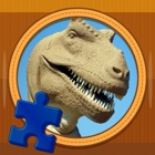 Dinosaurier Puzzle + icon