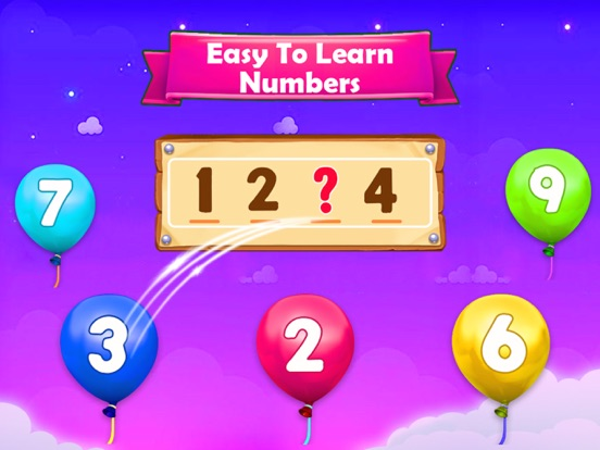 123 Counting & Tracing Numbers screenshot 8