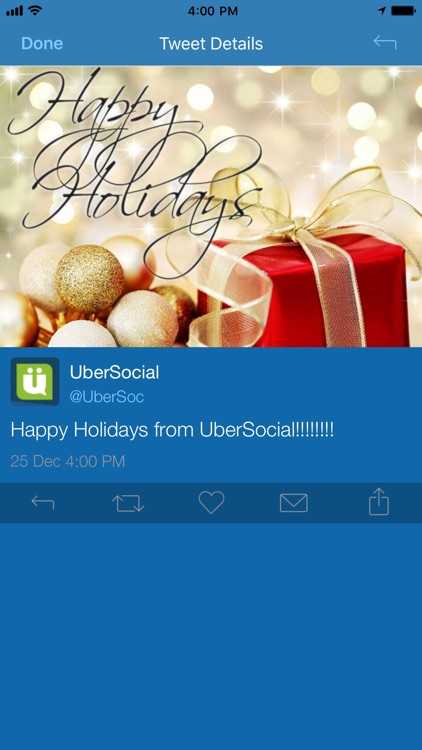 UberSocial Pro for iPhone screenshot-3