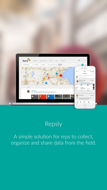Repsly Mobile CRM
