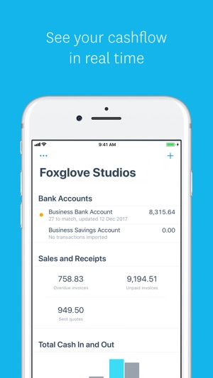 Xero Accounting Invoices On The App Store - Free invoicing and accounting software online watch store