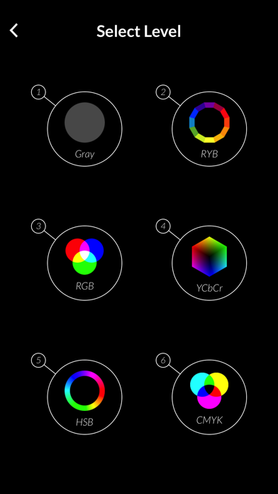 Color/Space screenshot two