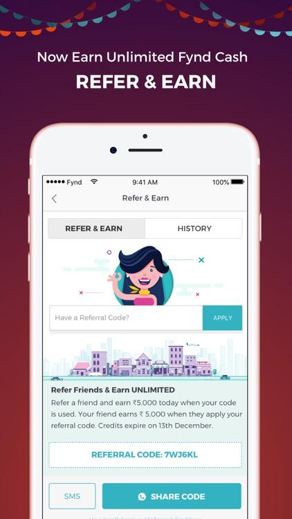 Fynd - Online Shopping App screenshot-3