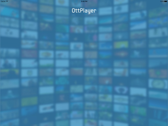 OttPlayer.es Screenshot