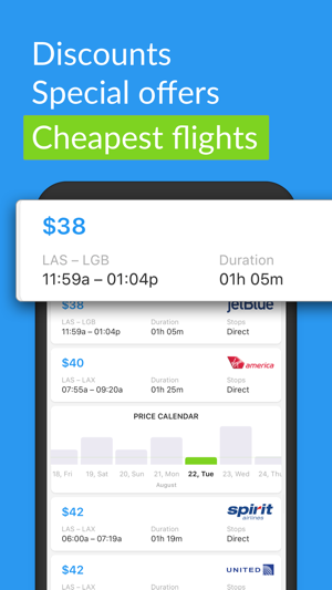 Cheap flights — Jetradar on the App Store