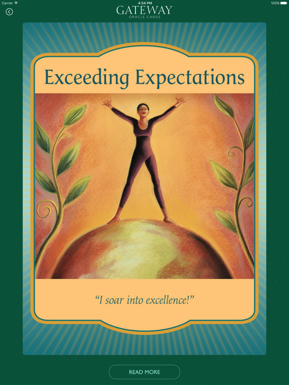 The Gateway Oracle Cards screenshot 9
