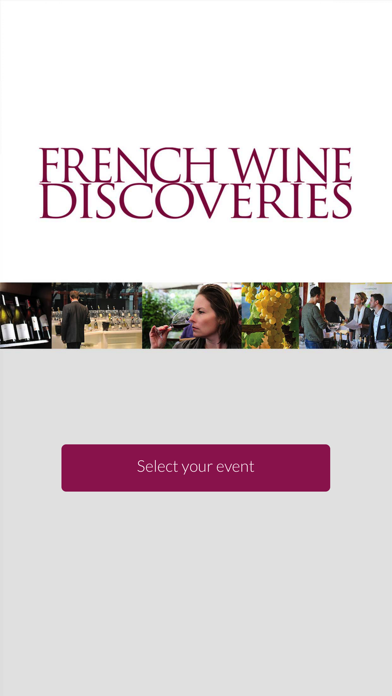 French Wine Discoveries screenshot two