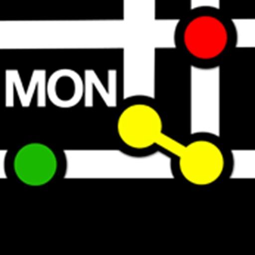 Stcum Metro Map.Montreal Metro By Bappz