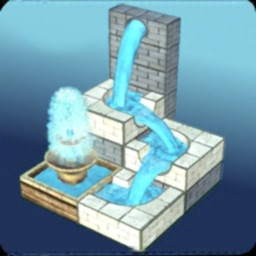Flow Water Fountain 3D Puzzle